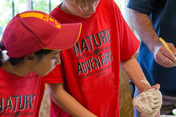 Nature Detectives - Scat and Tracks